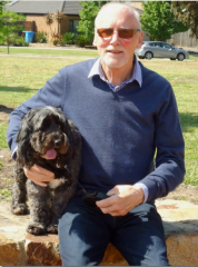 David and Tilly - cropped