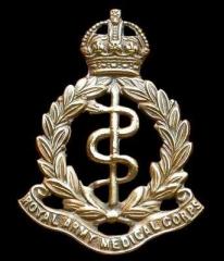 RAMC Badge