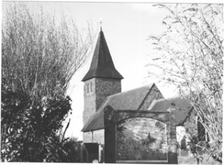 Postling church of St Mary