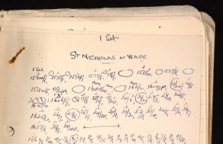 Tyler Index parish registers for St Nicholas at Wade cropped