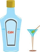 gin-and-glass