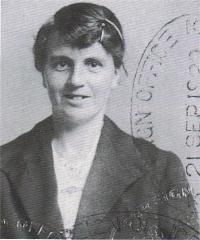 Minnie Clara Emptage