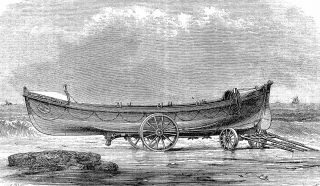 A Quiver Lifeboat 1866