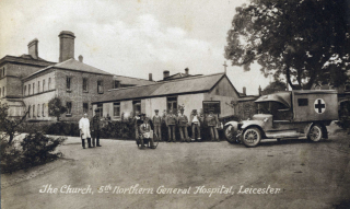 5th Northern General Hospital Leicester