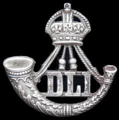 Durham Light Infantry Cap Badge