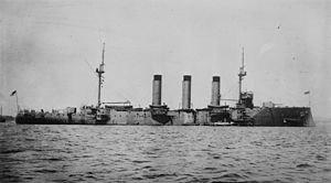 HMS Suffolk WW1