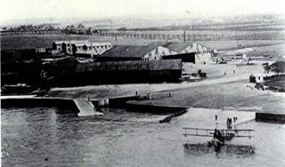 Seaplane Base Westgate on Sea