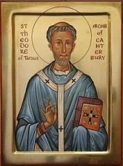 St Theodore of Tarsus