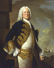Admiral Sir JohnByng