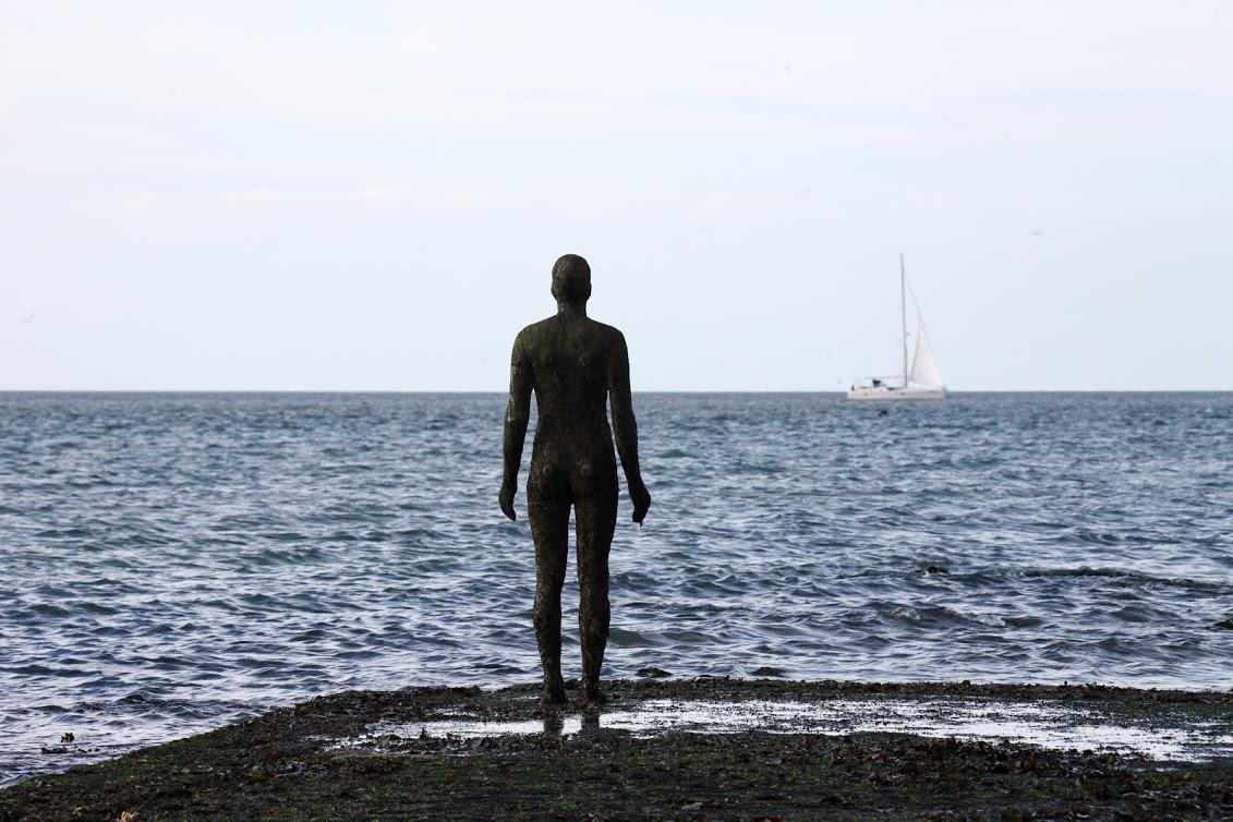 10 Margate Gormley Statue